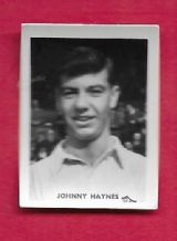 Fulham Johnny Haynes (Col)